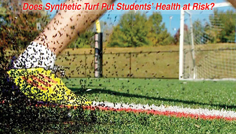 Does Synthetic Turf Put Student' Health at Risk?